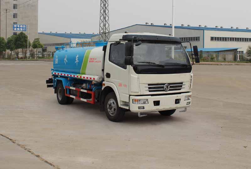 洒水车创新产品东风牌洒水车厂家洒水车泵图片
