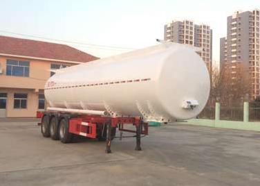 润滑油罐式运输半挂车装卸油品必须严格安全操作油罐车价钱图片