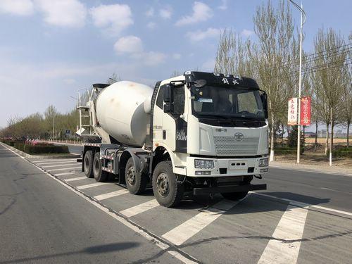 混凝土混凝土搅拌运输车和罐车的区别是什么?hzs系列混凝土搅拌站图片