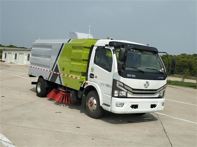 路面保洁养护扫路车养护工作有哪些?扫路车噪音扰民深圳图片