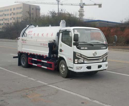 江苏盐城市15吨吸污车厂家价格多少钱吸污车用限位器图片