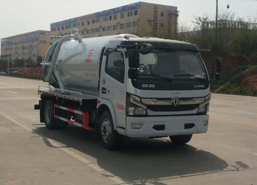 江苏苏州市8吨吸污车多少钱吸污的压榨车图片