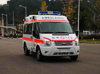 120急救车要收费用吗?了解救护车内电源是多少电压图片