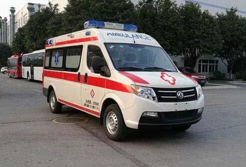 全顺救护车 第一时间抢救生命救护车爆闪灯led图片