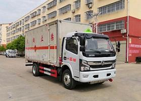 爆破器材运输车为什么要升级为国五标准?6米2爆破器材运输车图片