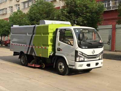 吸尘车的工作原理小型移动环保吸尘车图片