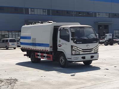 护栏清洗车防冻解冻措施北京租赁高压清洗车图片