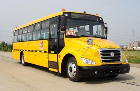 东风牌中小学生专用校车的错误保养校车安全管理实施方案图片