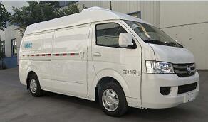 为您介绍热销车型福田牌冷藏车(BJ5039XLC-E2)的工作原理全顺冷藏车图图片